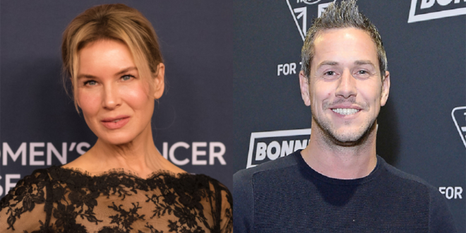 renee-zellweger,-ant-anstead-spotted-at-the-tv-host's-beach-home